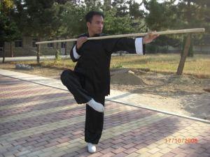Qigong & Kung Fu Master Guo Xin Min