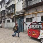 Walking Like a Chicken – My First Encounter with Xinyi Liuhe Quan
