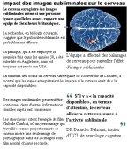 Pouvoir Quantique Du Cerveau Subliminal