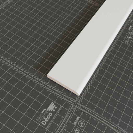 Champlat PVC 45mm blanc