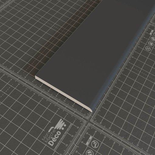 Visuel du champlat PVC 70mm - Anthracite
