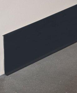 Plinthe à lèvre rigide PVC anthracite