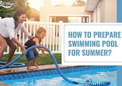 Pool Maintenance- How to prepare your pool for summer