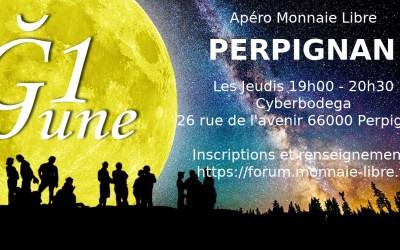 Apéro monnaie libre de Perpignan