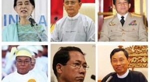 six representatives to participate in six-sector talk
