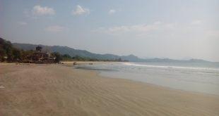 Ka-byar-wa beach (Photo: Ko Aung Naing Win)