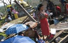 A local Burmese mother (photo: Internet)
