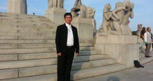 MNP General Secretary Dr. Min Soe Linn