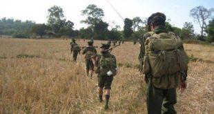TNLA troops