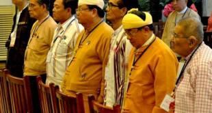 UNA leaders (Photo: Internet)