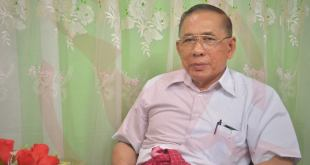 New Mon State Party Chairman Nai Htaw Mon (Photo:MNA)