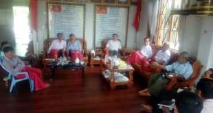 Meeting of NMSP and MNP representatives on June 6 (Photo: MNP)
