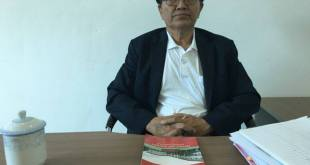 Federal Law Academy Principle U Aung Htoo