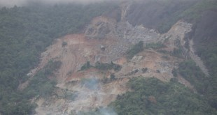 A quarry project location in Mon State (Photo: MNA)