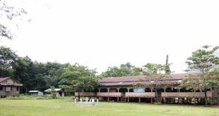 Mon National High School in Winkabar Village