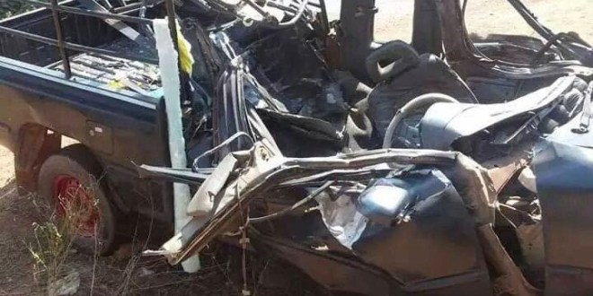 794 road accidents occurred in Mon State in 2016