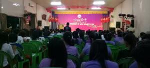 Mon Women's Day Celebration is held in  Mawlamyine Capital (Photo: MNA)
