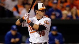 2014 marked the big league debut for a player who will perhaps be the Orioles' first baseman of the future.