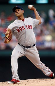 Eduardo Rodriguez won his debut in fine fashion.