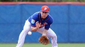 Ty Kelly - NY Mets 2016