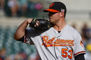 Zach Britton came into his own when he was designated Baltimore's closer in 2014.