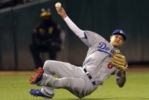 Manny Machado made some great plays for the Dodgers, but he also ended their season with a strikeout.