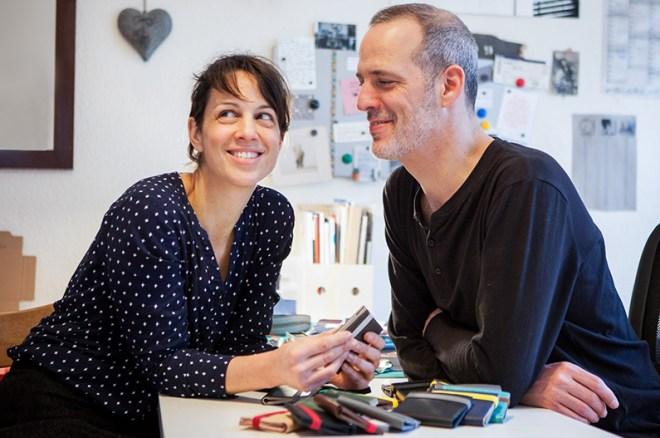 Kleinlederwaren aus Lederresten - Interview mit Gazur Studio