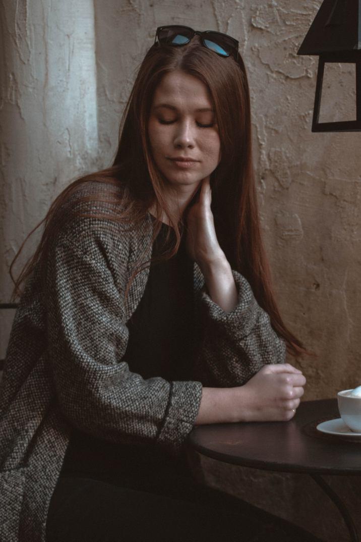 Sweater Coat, UNIQLO, Monochrome Minimalist, Monochrome Outfit