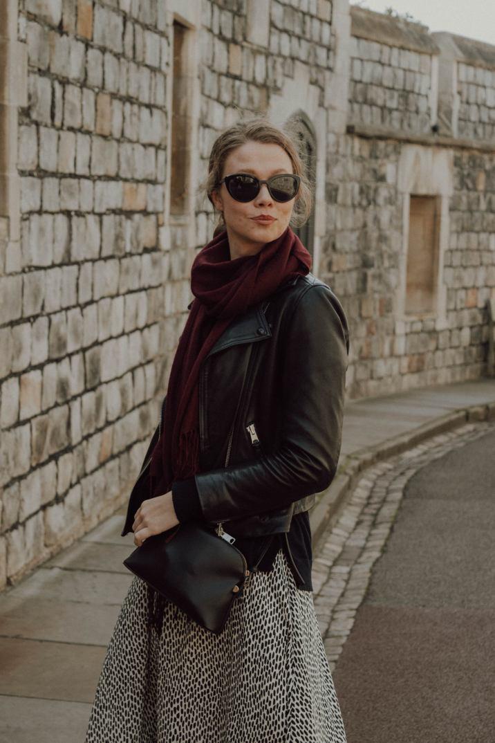 Designer, Prada Sunglasses, Monochrome Minimalist, AllSaints Jacket, Mulberry Handbags