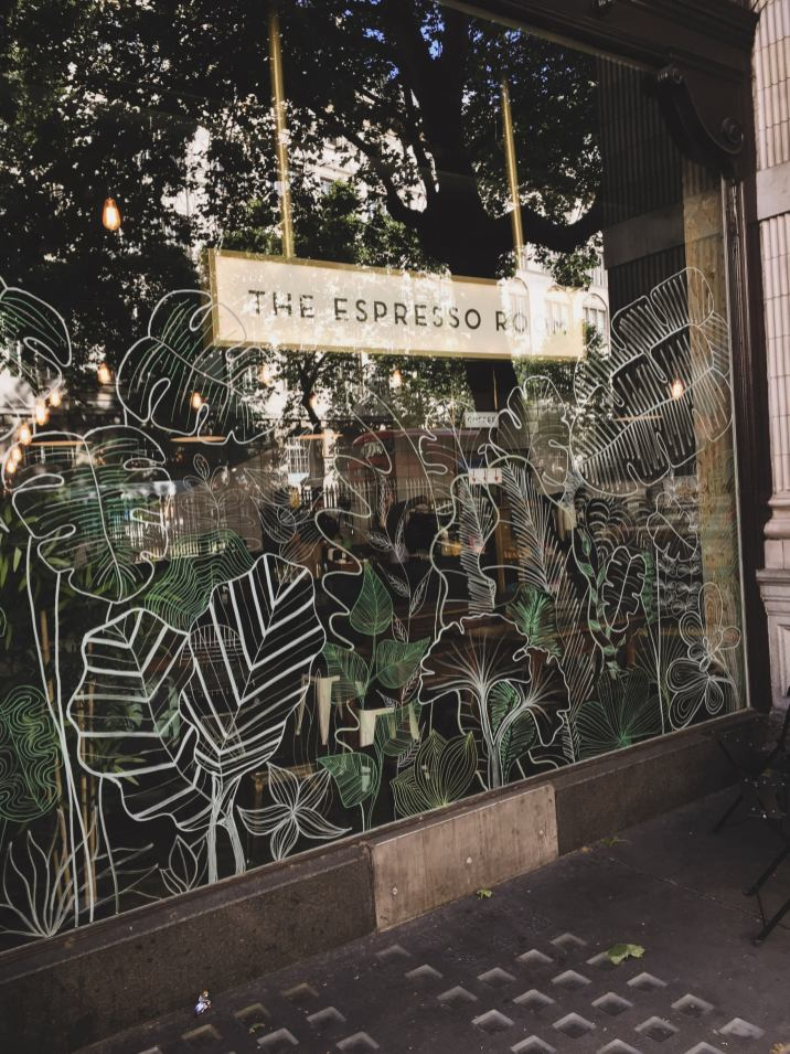 Holborn Coffee Shop, London Coffee Shop, The Espresso Room