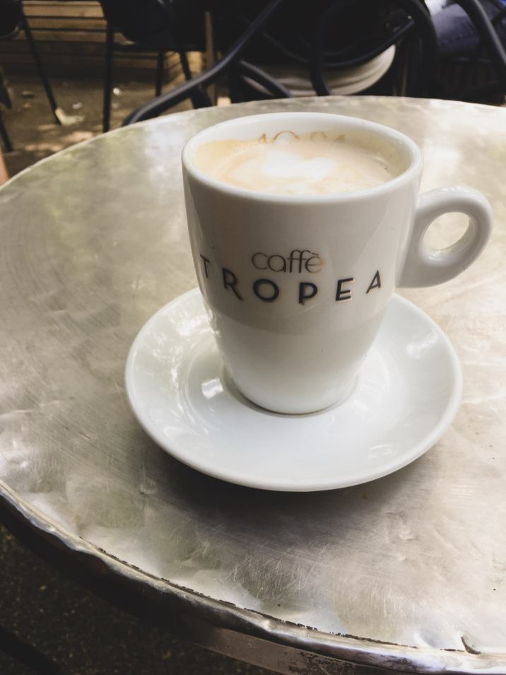Caffè Tropea, london coffee shop