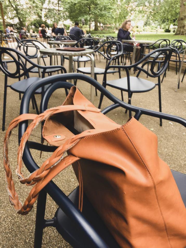 Caffè Tropea, Sole society handbag