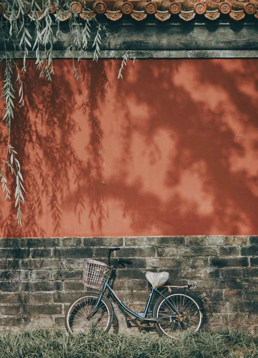 wood art wall vintage