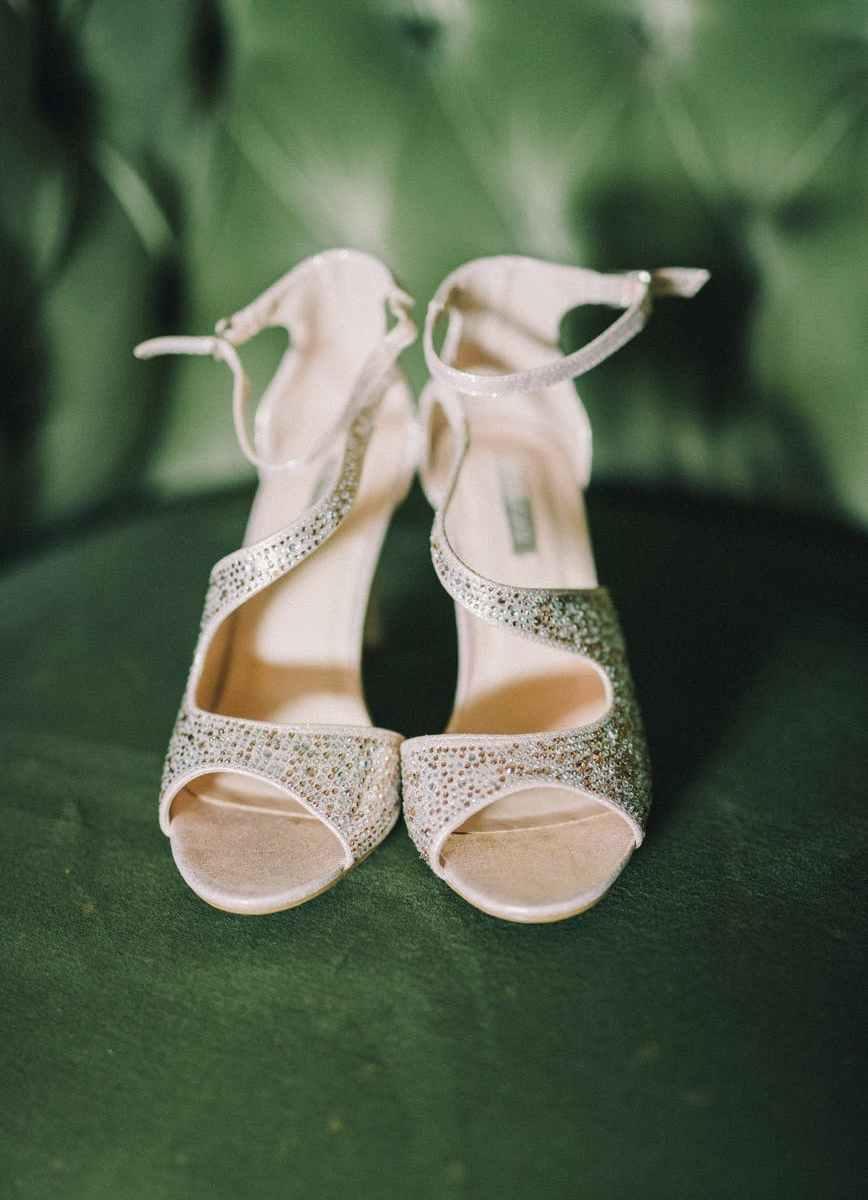 fashion woman summer shoes
