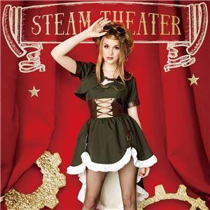 【コスプレ】 steampunk 飛行士 Ladies