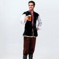 男性海賊コスチューム衣装 7816