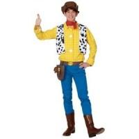 RUBIE'S(ルービーズ)DISNEY(ディズニー) トイ・ストーリー Adult Woody(ウッディ)
