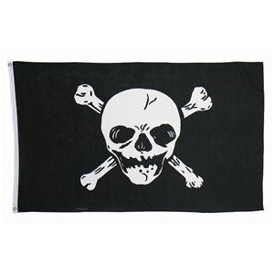 【コスプレ】 【ハロウィン】 Jolly Roger Flag