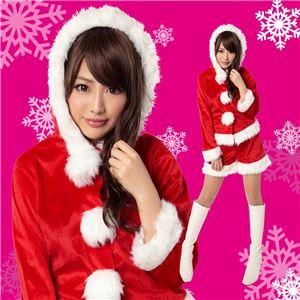【クリスマスコスプレ】キティーサンタ