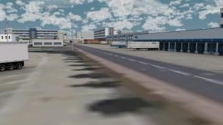 Im Cargo Bereich hat sich das German Airport Team viel Mühe gegeben.