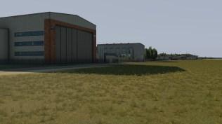 Derart schönes 3D Gras gibt es nur in X-Plane.