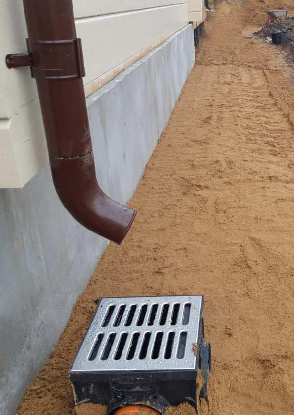 Как отвести воду с участка или зачем нужна Ливневая ...