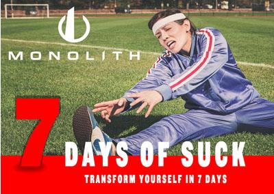7 days to Think Massive
