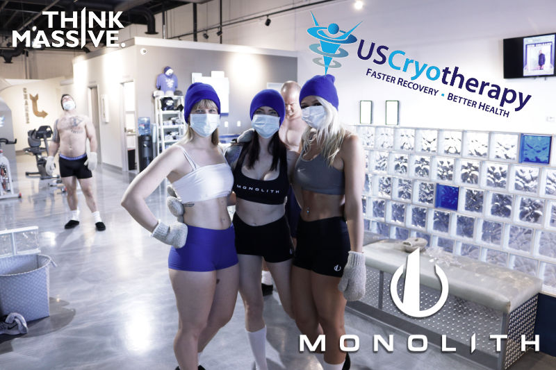 US Cryotherapy And Monolith