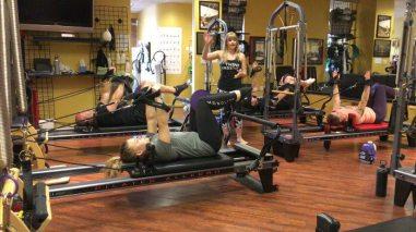Pilates With Coach Karen Shepherd