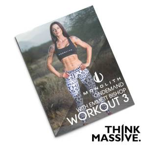 OnDemand Workout 3 Cover