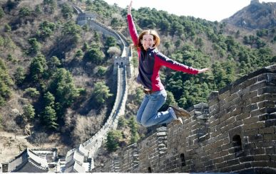 Shannon O'Donnel, Great Wall of China