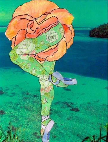 """""""Begonia"""" by Lauren Elyse"""
