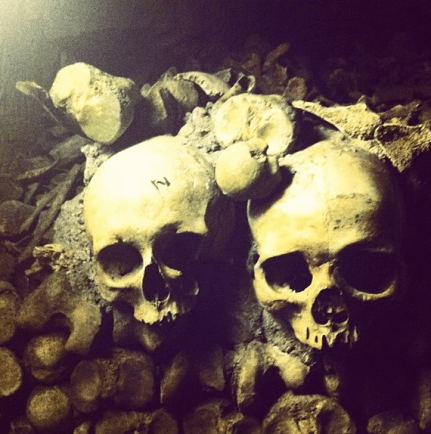 "Post Photo, ""The Catacombs"" by Brian Depinto"