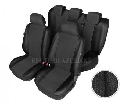 set huse scaun model centurion pentru dacia dokker culoare negru set huse auto fata si spate - Ai huse scaune auto, ai confort în autoturism